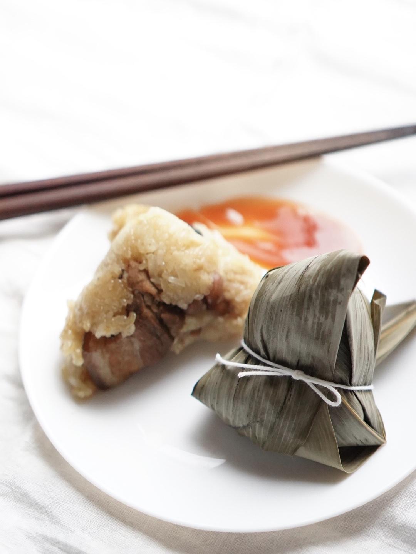 肉粽 - Amo'媽咪留學日記