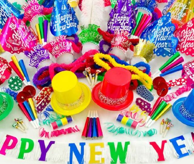 New Years Eve Party Kits