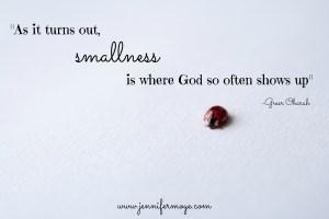 smallness