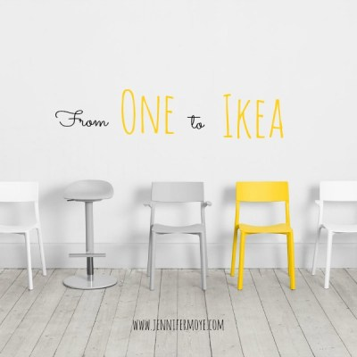 From One To Ikea – Turn the Mic Tuesday