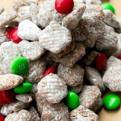 Elfie's Special Reindeer Chow Recepie