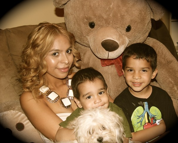 A Mommiez Fashion Diary (Yessenia Ramos) with my little cuties Josiah A. Perez and Jayden A. Perez