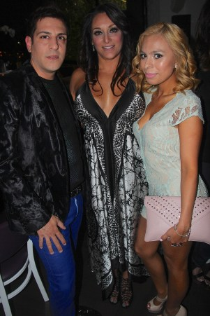 A Mommiez Fashion Diary (Yessenia Ramos) with Julius Michaels ( HairStylist) and the beauty Kim Pirella ( Melissa Gorga Sister RHONJ; Bravo)
