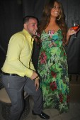 Corey Eps with FiancéTracy DiMarco (Jerseylicious Style Network)