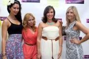 A Mommiez Fashion Diary (Yessenia Ramos) with DailyFashionista.com and Lora Warnick (Celeb Photographer)