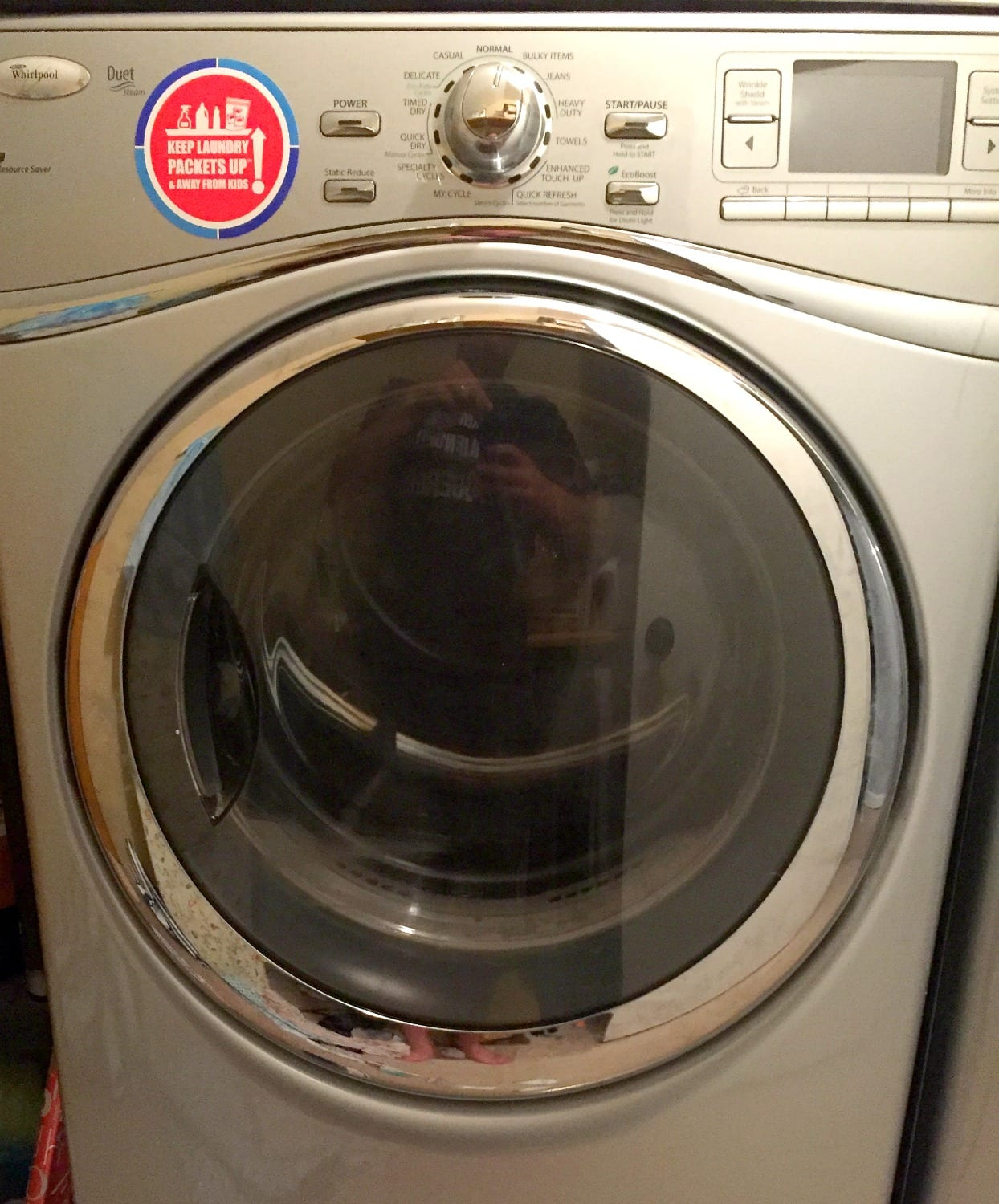 Packets Up The Importance Of Laundry Room Safety