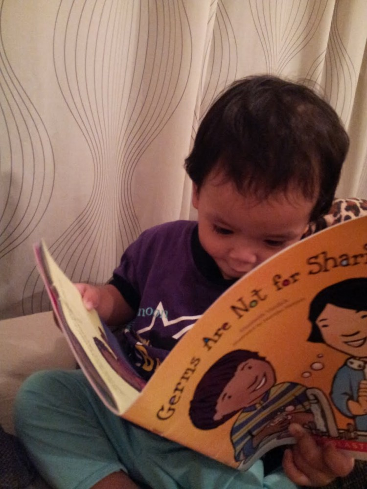 Helping Young Children to Read - The Four (4) Components  (1/6)