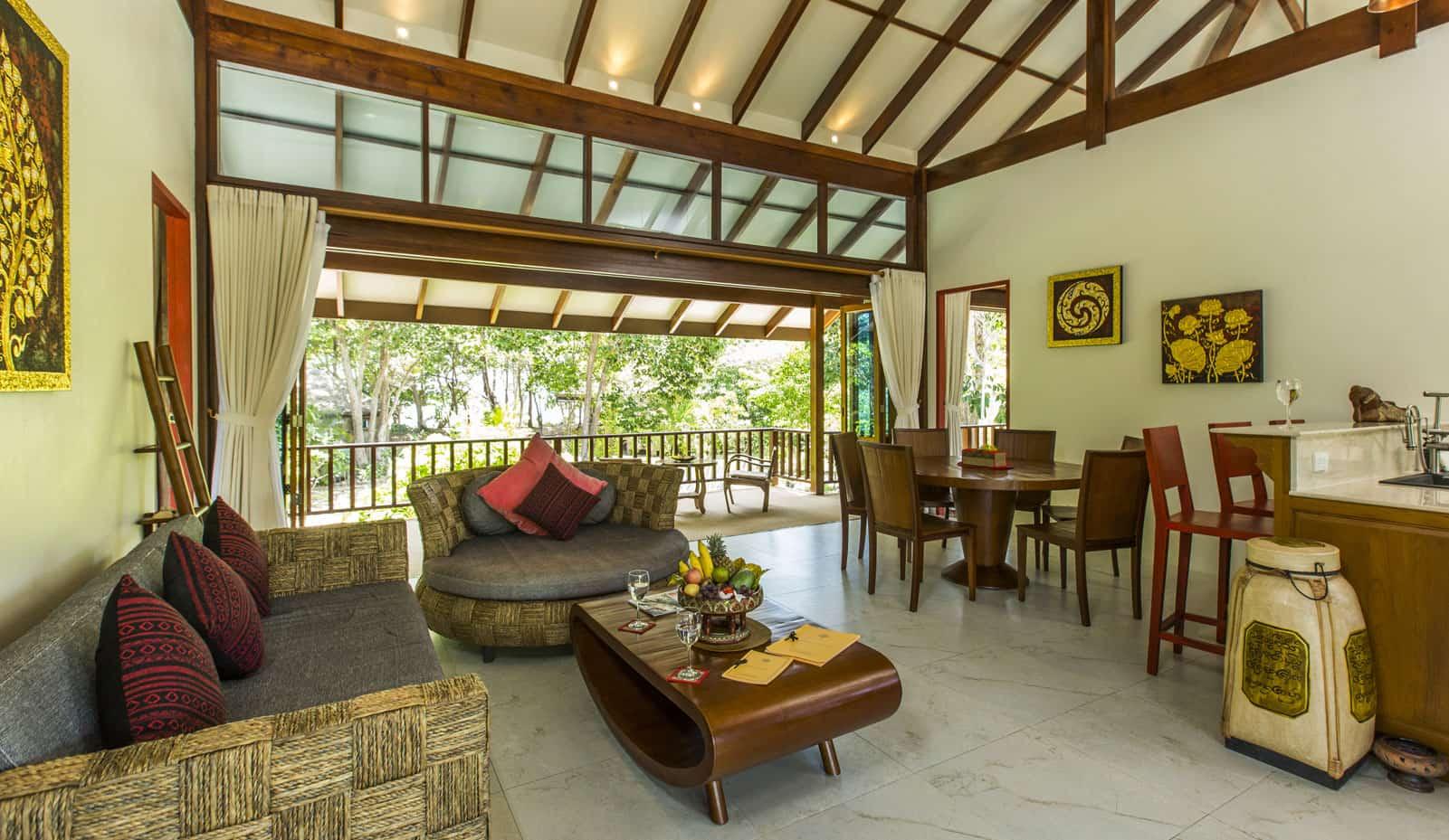 Séjour en famille à Koh Jum salon 2