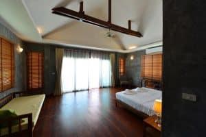 Pawapi Koh Mook inside villa