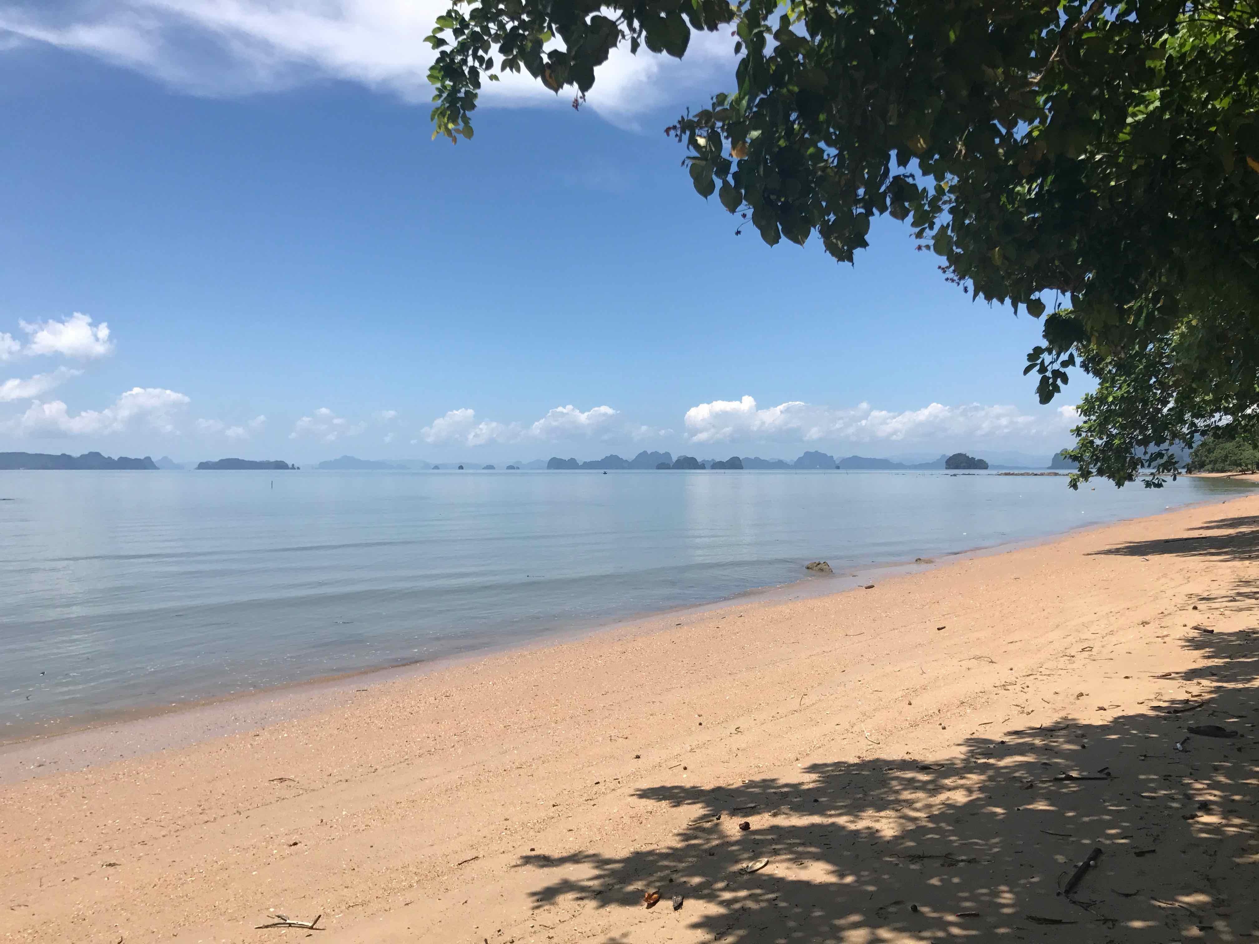 Thalane beach Krabi