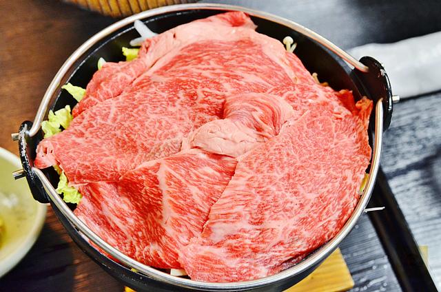 まるぶん, 山形米澤牛, 米澤牛壽喜燒, 山形美食推薦