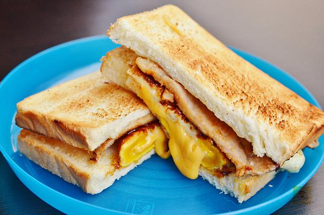 多士號, 逢甲早餐推薦, 台中早餐推薦, 台中肉蛋吐司推薦, 逢甲肉蛋吐司