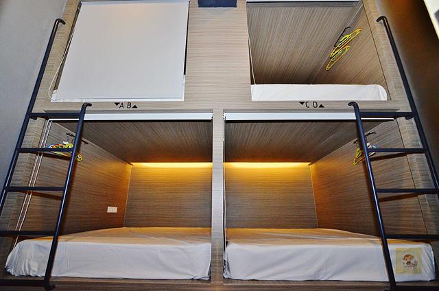 米尼旅店, 台北住宿推薦, 青年旅館, 台北便宜飯店