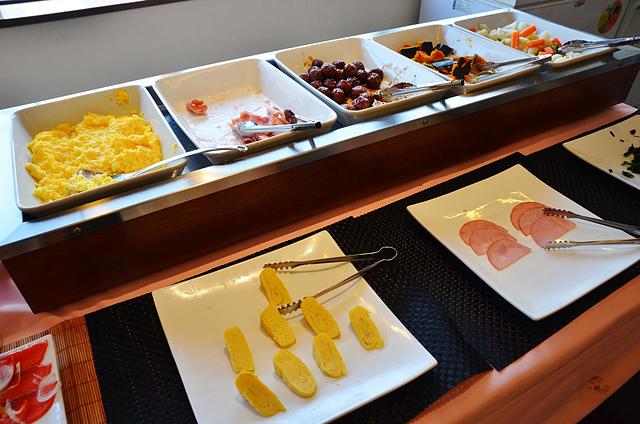 超級通道飯店, 青森住宿推薦, 青森飯店推薦, 青森櫻花季, 青森飯店早餐