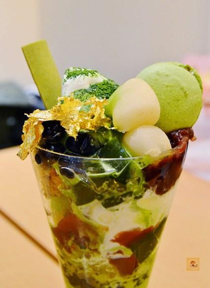 本家西尾八ツ橋茶屋, 京都美食, 京都甜點推薦, 櫻花冰淇淋