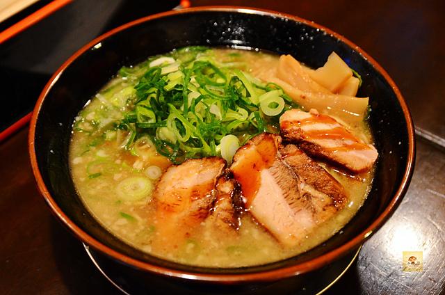 七福神拉麵, 京都拉麵推薦, 京都便宜拉麵, 二条城美食, 京都平價拉麵