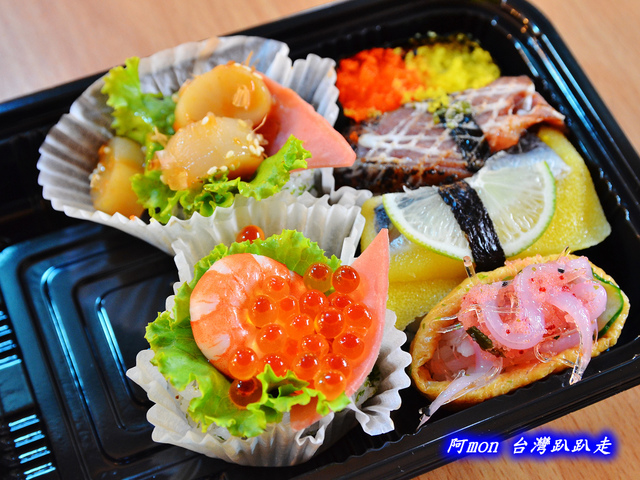 花田壽司, 台中美食推薦, 台中便宜壽司, 食尚玩家台中