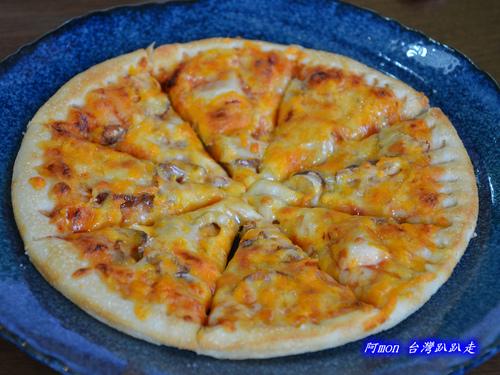 HOT豆素食pizza, 嘉義素食推薦, 嘉義素食披薩, HOT豆素食pizza菜單, 嘉義素食餐廳