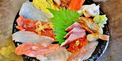 金澤近江町いきいき亭海鮮丼