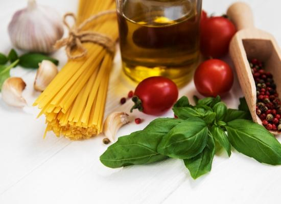 ingredients commonly used in Italian cuisine