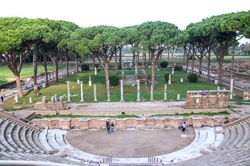 roman amphatheatre