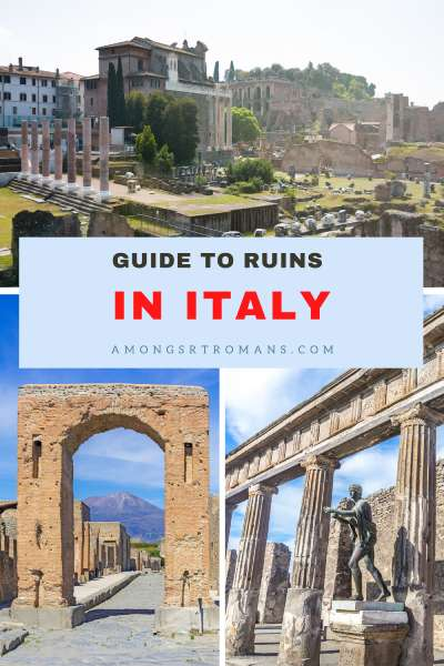 Your guide to Roman ruins in Italy