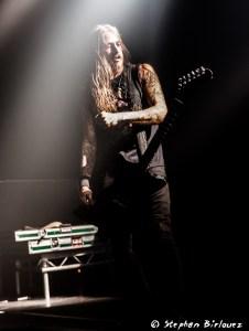concert BLACK LABEL SOCIETY paris 2015