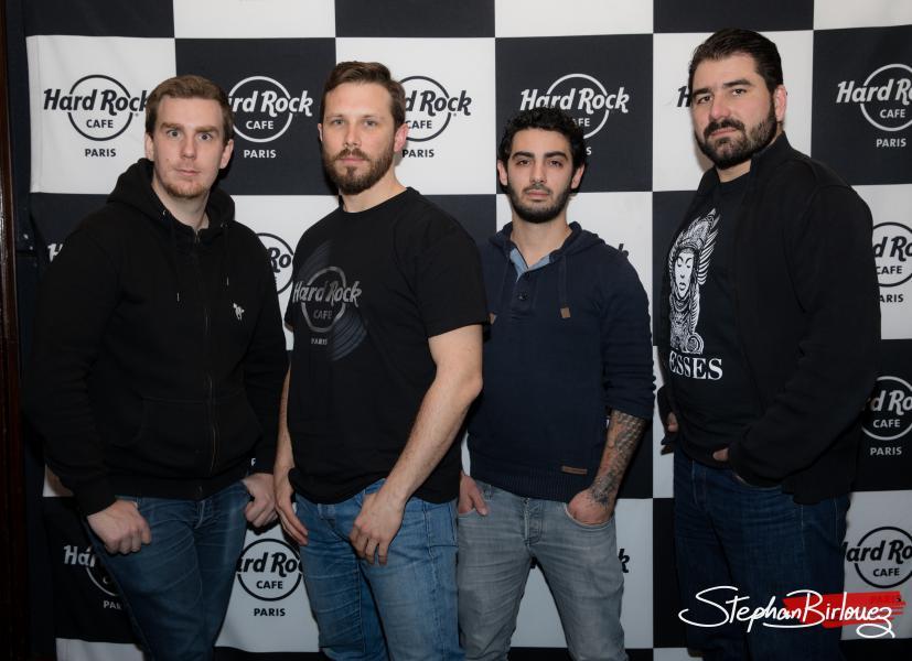 Rencontre avec Brice (chanteur / guitariste) et Simon (Guitare) du groupe FURIAPOLIS