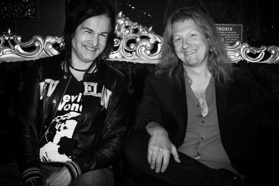 Interview de Yann Armellino & El Butcho