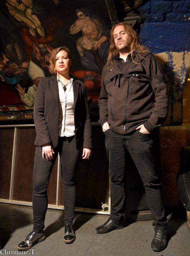 Asylum Pyre - Johan & Ombeline