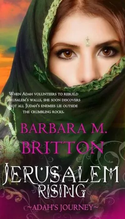 Jerusalem Rising by Barbara M. Britton – Review
