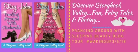 Prancing Around with Sleeping Beauty by Stacy Juba - Review
