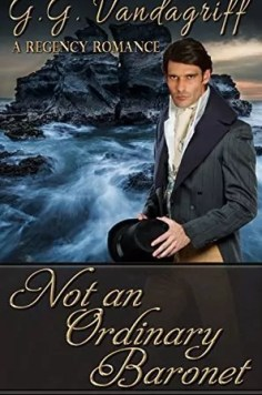 Not an Ordinary Baronet – Review and Giveaway