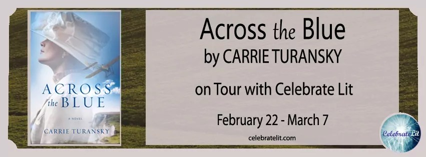 Across the Blue by Carrie Turansky - Review