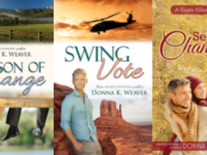 Romance in the Air – Donna Weaver – Blog Tour/Giveaway