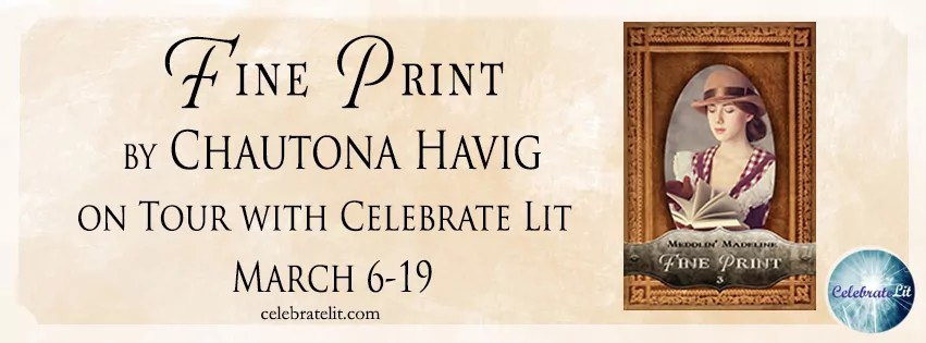 Fine Print by Chautona Havig - Review