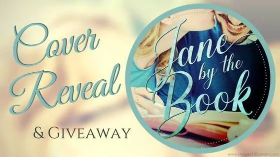 Jane By the Book by Pepper Basham - Cover Reveal!