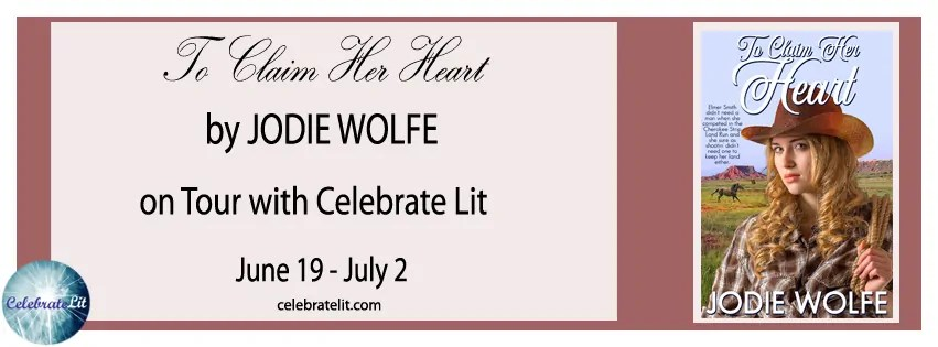 To Claim Her Heart by Jodie Wolfe - Book Review, Preview