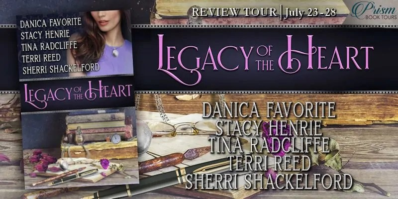 Legacy of the Heart Anthology - Book Review, Preview