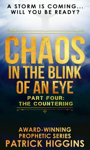 Chaos in the Blink of an Eye #4 – The Countering – Preview