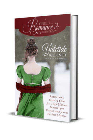 A Yuletide Regency – Preorder and Cover Reveal