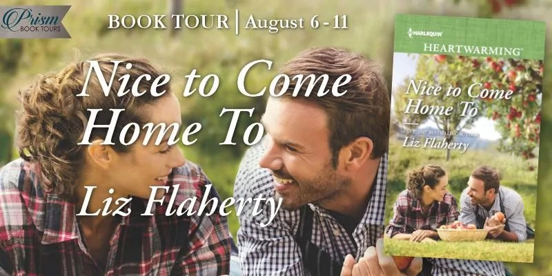 Nice to Come Home To by Liz Flahery - Preview & Guest Post