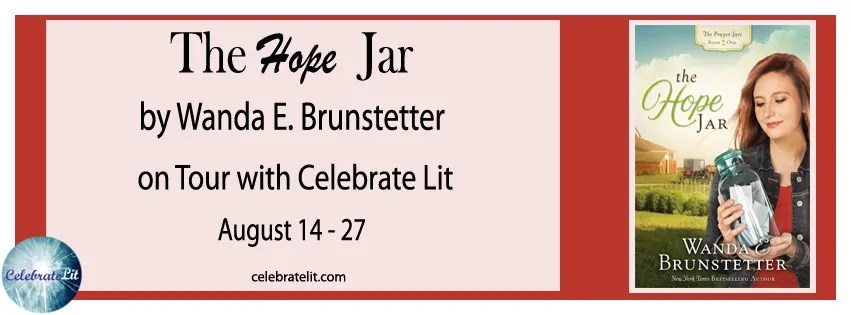 The Hope Jar by Wanda Brunstetter - Book Review, Preview