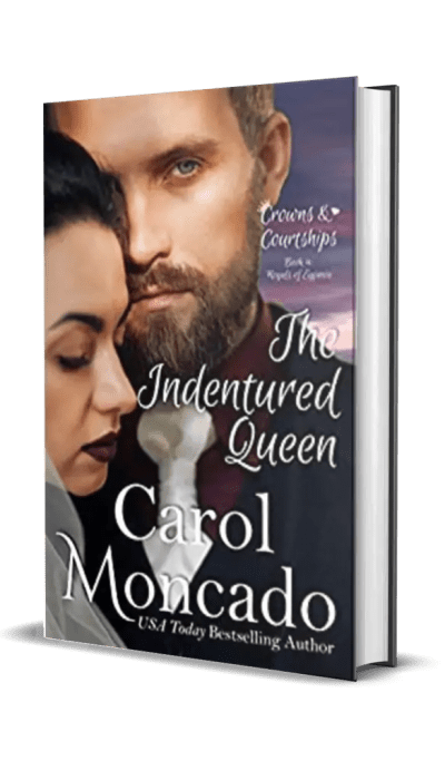 The Indentured Queen by Carol Moncado – Book Review, Preview