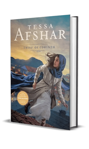 Thief of Corinth by Tessa Afshar