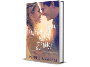 When You Look at Me – Cover Reveal