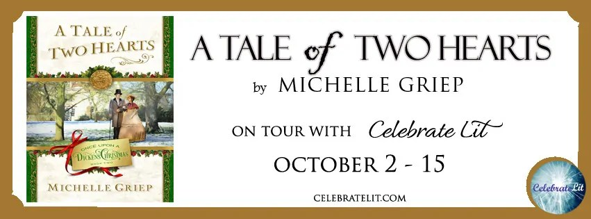 A Tale of Two Hearts by Michelle Griep - Book Review, Preview, Giveaway