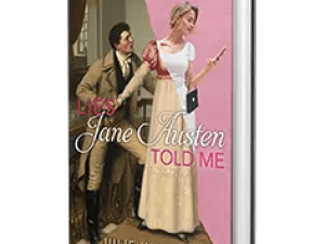 Falling in Love – Lies Jane Austen Told Me by Julie Wright – Preview, Giveaway