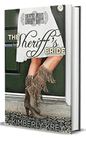 Falling in Love – The Sheriff's Bride by Kimberly Krey – Excerpt, Preview, Giveaway
