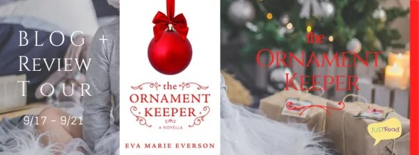 The Ornament Keeper by Eva Marie Everson - Book Review, Giveaway